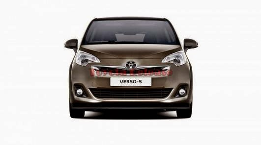 2015 Toyota Verso-S Concept and Price