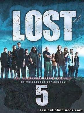 Lost Season 5 2009 poster