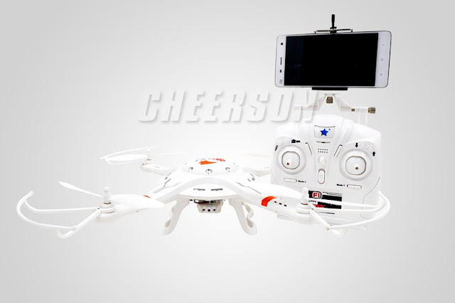 Cheerson CX-32W WIFI FPV Quadcopter