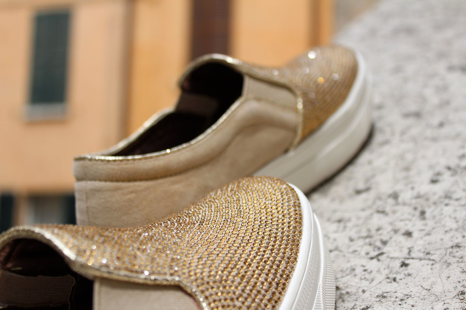 Eniwhere Fashion - Spirit21 glitter slip-on
