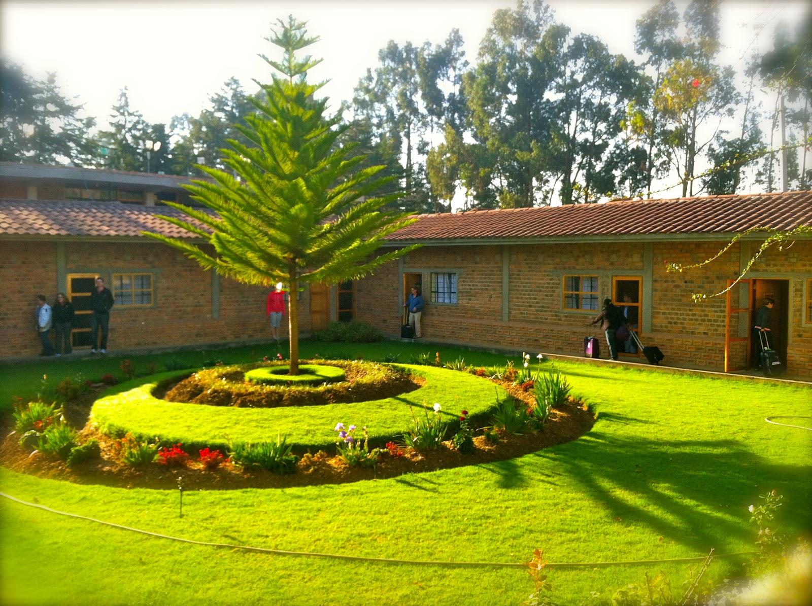 Heath family living in peru villa milagro welcomes for Villa milagros
