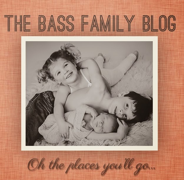 The Bass Family Blog