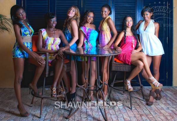 miss barbados world 2011 delegates