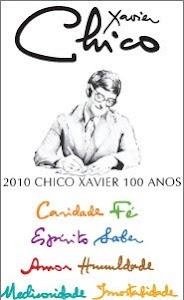 Centenário Chico Xavier