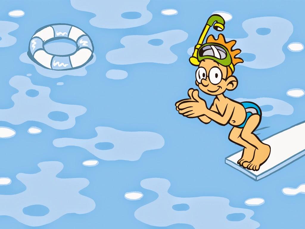 zwemmen op vrijdag (om de 2 weken)