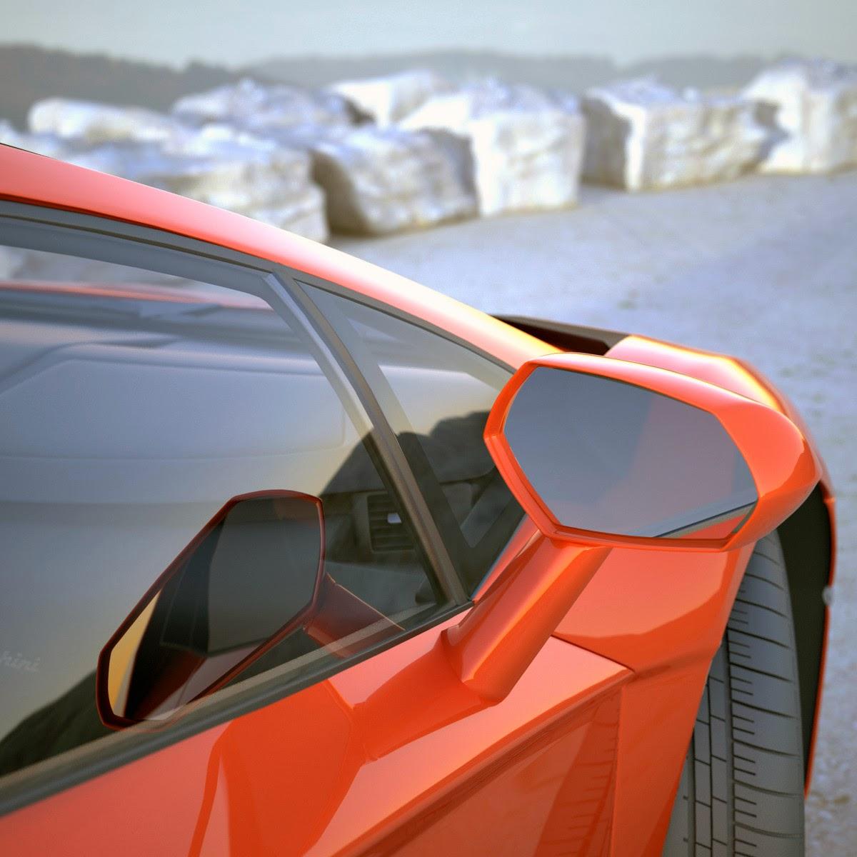 2014 Lamborghini Aventador Lp700 4: 3D.ART.Reactor: Lamborghini Aventador LP700-4