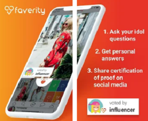 Social App of the Week - faverity