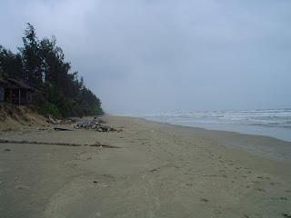 Danang spiaggia