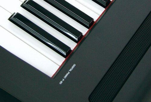 yamaha p 95b digital piano 12 watt james musical. Black Bedroom Furniture Sets. Home Design Ideas