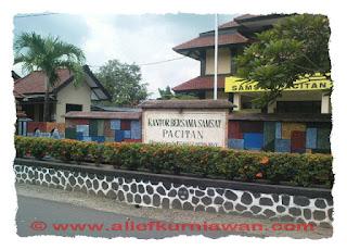 Kantor Bersama Samsat Pacitan Tampak Depan [image by @aLiefNK]