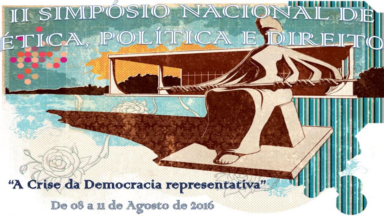 II Simpósio Nacional de Ética, Política e Direito - PUCPR