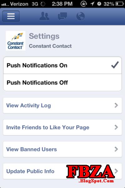 Facebook tips 2