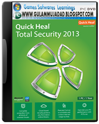 quick heal total security 2013 registration product key crack