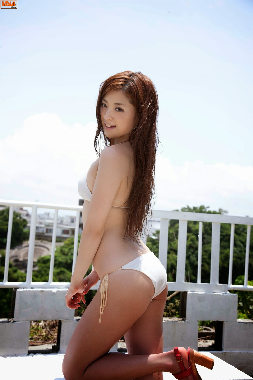 Eri Wada actor, model cum TV presenter in Japan