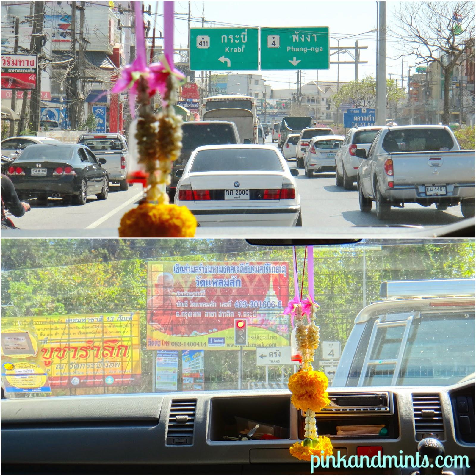Streets of Krabi