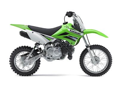 2012 Kawasaki KLX110L