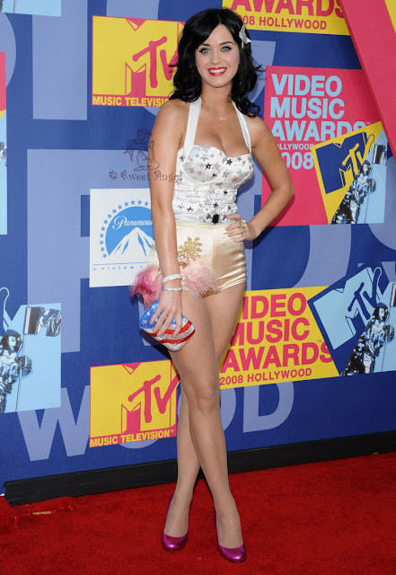 Katy Perry MTV Award Wallpaper