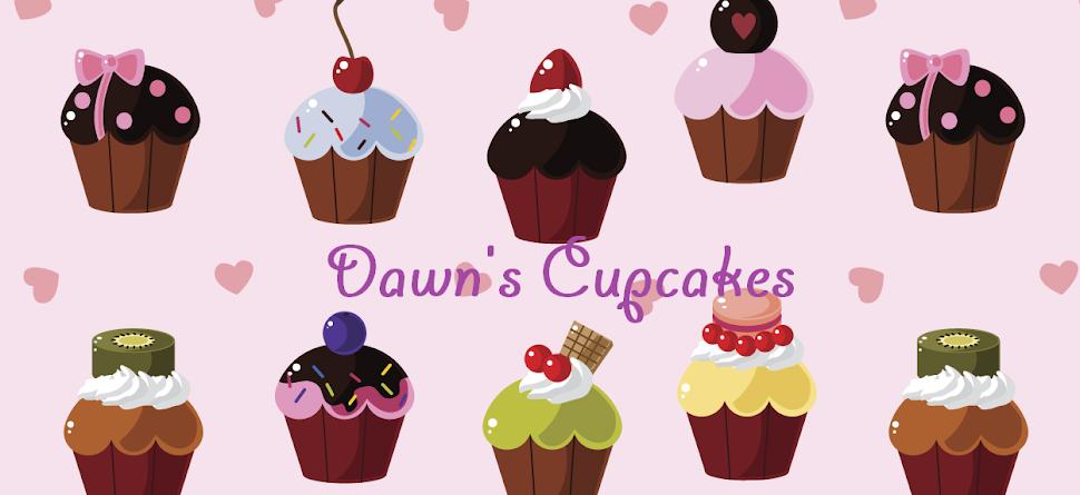 Dawn's cupcakes