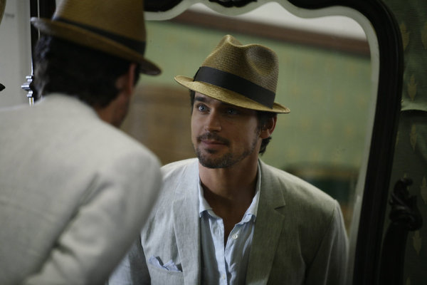 the gallery for gt neal caffrey hat