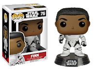Funko Pop! Finn in Stormtrooper Armor GAMESTOP