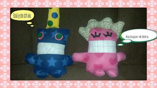 Little cute monsters