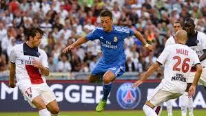Inefficace, le PSG s'incline contre le Real Madrid