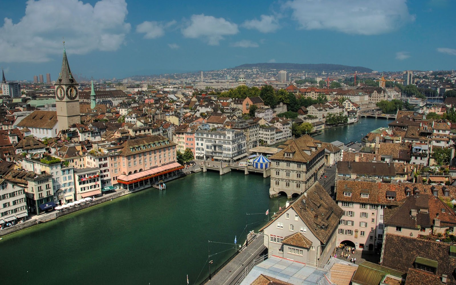 Fascinating Attractions In Switzerland