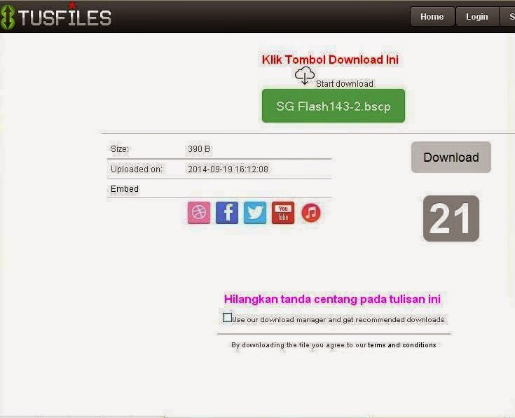 Cara Mengatasi Download Limit di Tusfiles Menggunakan SSH