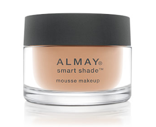 Almay_Smart_Shade_Mousse_Makeup_review