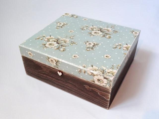 Błękitne pudełko