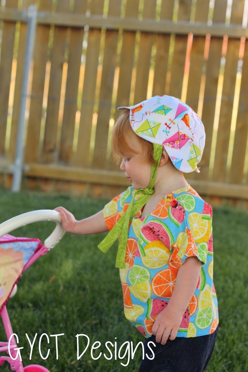 Reversible Petal Hat Tutorial by GYCT