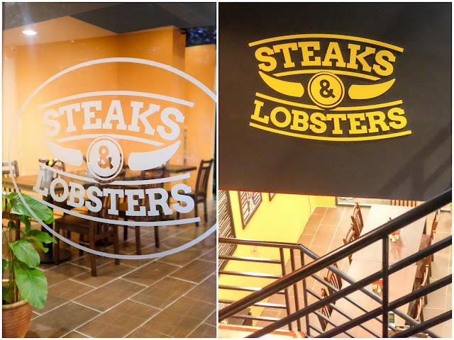 steaks & lobsters @ desa sri hartamas