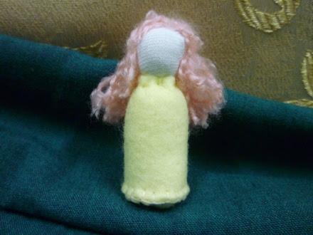 娃娃系列:第一个直立小娃娃