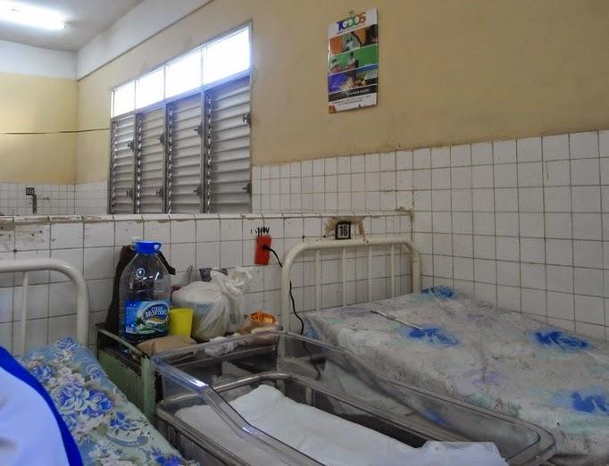 """Baño General Del Paciente:La realidad del Hospital Regional General Docente """"Iván Portuondo"""