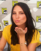 The idea is that (hot) girls can't be geeks, nerds, etc. Can't like comics, . (olivia munn)