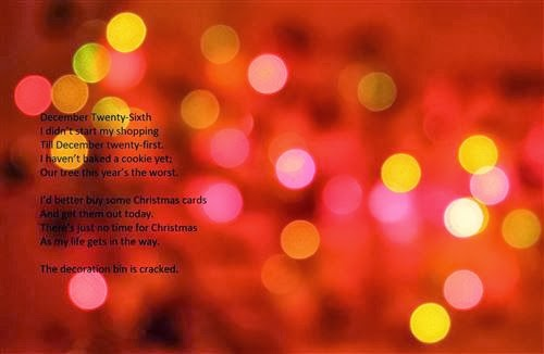 Top Funny Christmas Poems For Work 2013