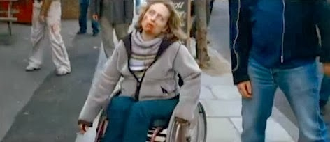 Movie About Kid In Wheel Chair Zombie