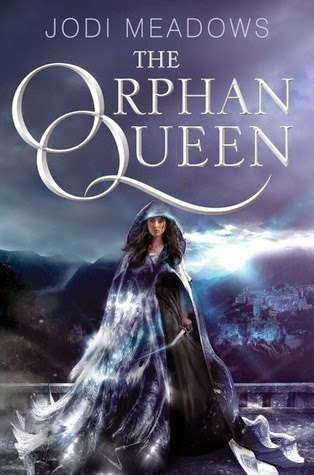 The Orphan Queen (The Orphan Queen #1) by Jodi Meadows