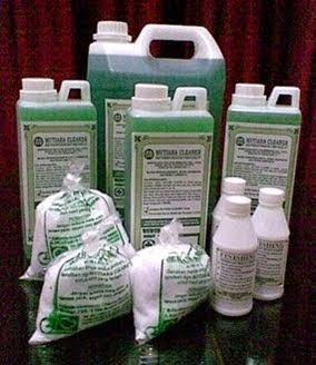 Produk Mutiara Cleaner