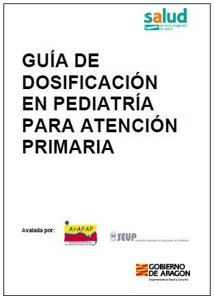 LIBROS MEDICOS PDF: GUIA DE DOSIFICACION EN PEDIATRIA PARA