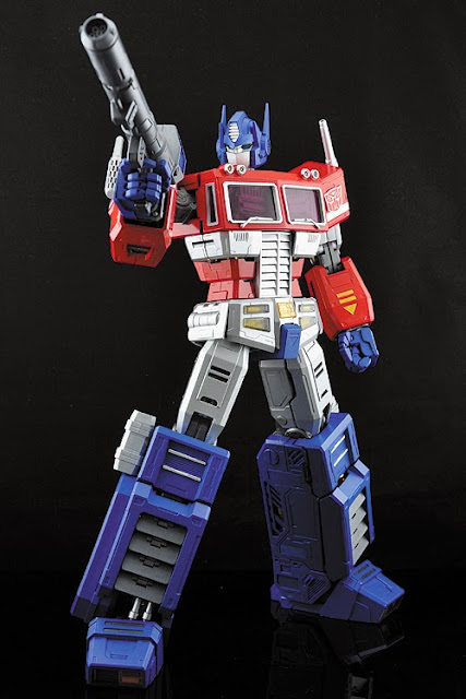 Diecast Transformers Statue 2014