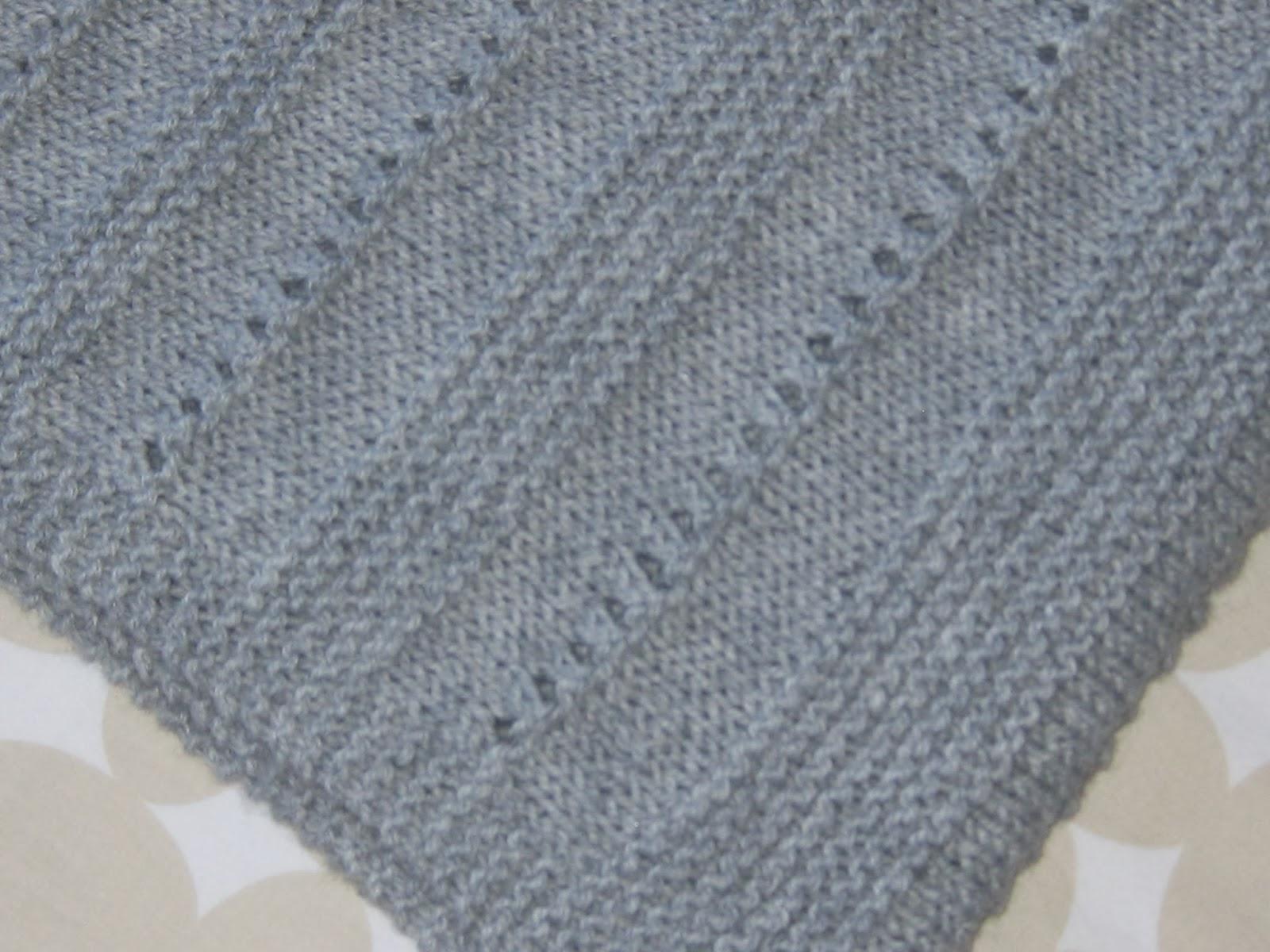 No es blog para abuelas el beb abrigadito m s labores - Labores de punto de lana ...