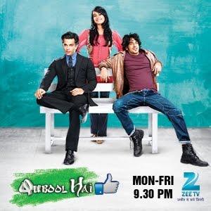 Watch Zee TV Serials Online Qubool Hai Full Episode