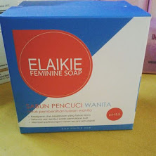 ELAIKIE : SABUN PENCUCI WANITA (NEW PACKAGING)