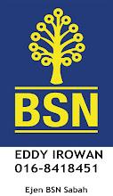 Ejen BSN Sabah - Eddy Irowan