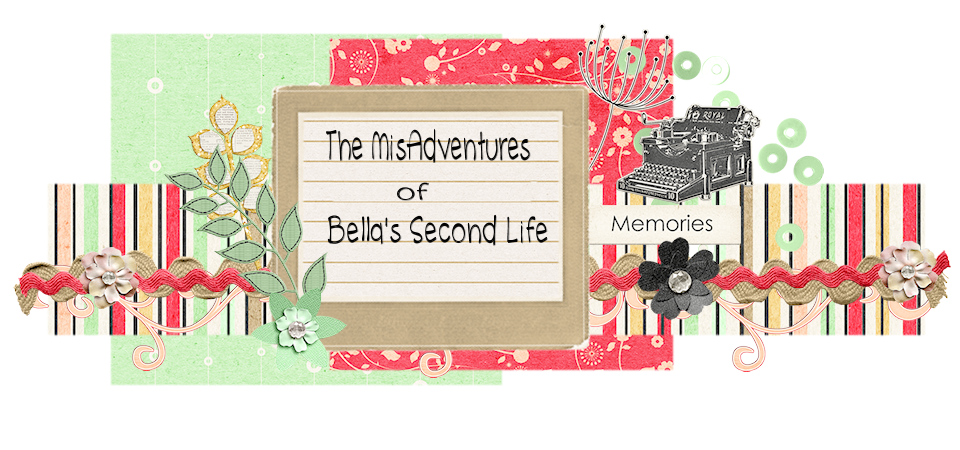 The Misadventures of Bella&#39;s Second Life