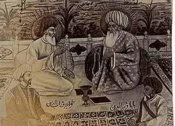 PANDANGAN SITI JENAR DAN HUSAIN IBNU MANSUR AL-HALLAJ