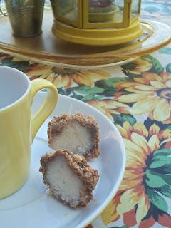 dolcetti dal cuore di cocco