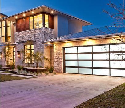 Fotos y dise os de puertas puertas de garaje precios for Portones de garaje