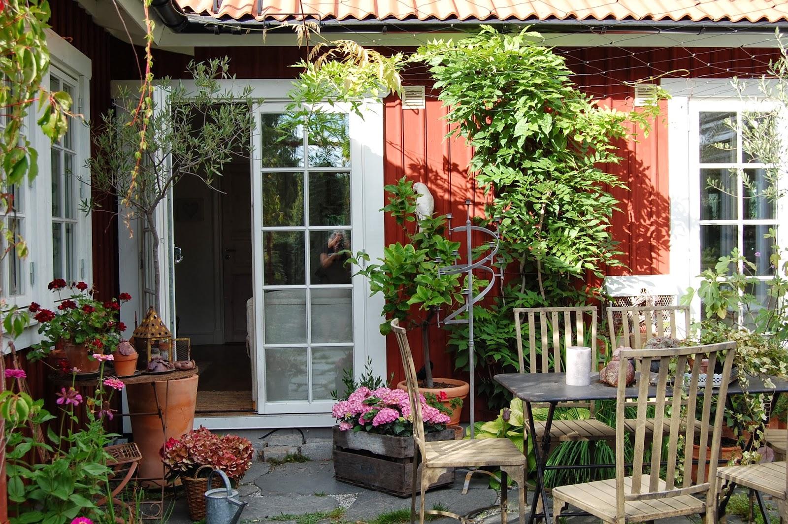 M/s design trädgård och keramik: går i ide...